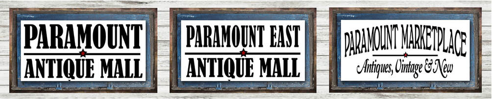 Paramount Antique Malls and Marketplace - Antiques, Vintage, Furniture